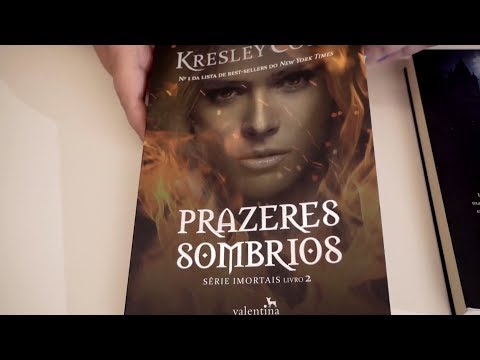 Informações sobre a série Imortais - Kresley Cole