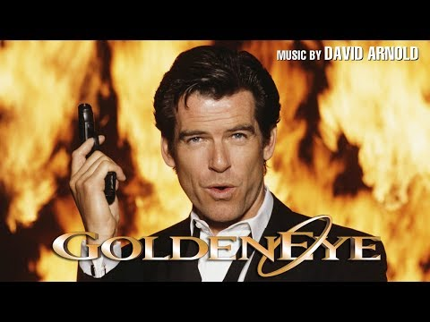 GoldenEye (1995) Rescored With David Arnold Music