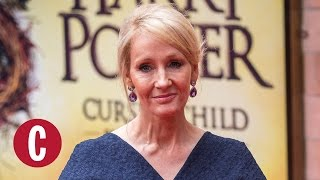 6 Things You Might Not Know About J.K. Rowling | Cosmopolitan by Cosmopolitan