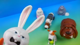 Nonton The Secret Life Of Pets 2016 Set Of 6 Burger King Kids Meal Movie Toys Video Review Film Subtitle Indonesia Streaming Movie Download
