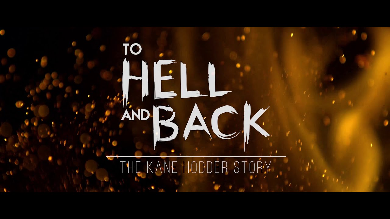 TO HELL AND BACK: THE KANE HODDER STORY Official Trailer - In theater 6/28-29, VOD & Blu/DVD 7/13