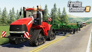 Nonton FS19- HOLDING UP TRAFFIC ON THE ROADWAYS! WHILE MOVING QUADTRAC TO A NEW FIELD Film Subtitle Indonesia Streaming Movie Download