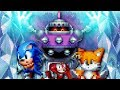 FROZEN! Nemesis Revenge #6 : press garden  Sonic mania sprite animation