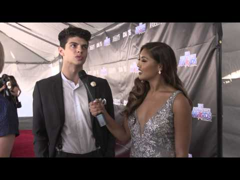 IAN EASTWOOD on the Industry Dance Awards Red Carpet