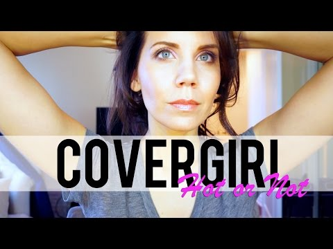ready - It's my very first Hot or Not, Get Ready With Me ... featuring NEW Drugstore Products from *COVER GIRL*!!! Let me know how you like this type of Hot or Not in action ... I feel like with most...