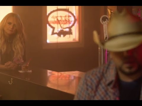 Video Jason Aldean, Miranda Lambert Team Up For Sultry 'Drowns The Whiskey' Music Video download in MP3, 3GP, MP4, WEBM, AVI, FLV January 2017