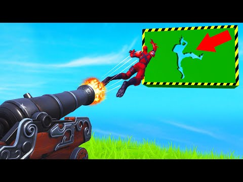 *NEW* CANNON DON'T MOVE Obstacle Course! (Fortnite) - Thời lượng: 11 phút.