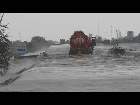 Ξεπερνούν τους 100 οι νεκροί του κυκλώνα Ιντάι