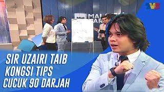 Video Sir Uzairi Taib kongsi tips cucuk 90 darjah   MHI (1 Oktober 2018) MP3, 3GP, MP4, WEBM, AVI, FLV Oktober 2018