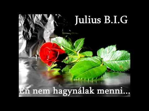 Julius B.I.G - Én Nem Hagynálak Menni!