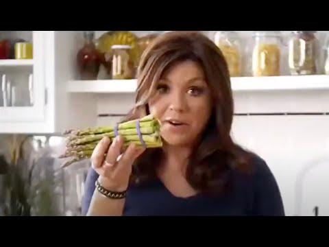 Ziploc and Rachel Ray - Episode:  Asparagus