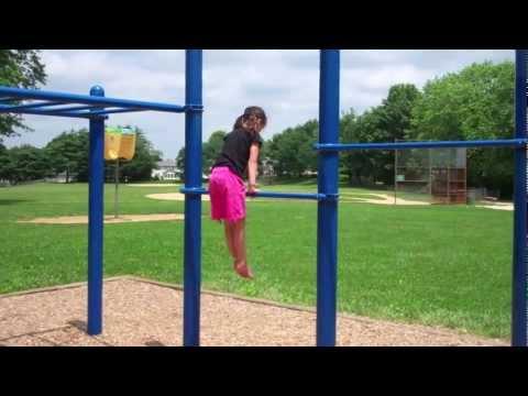 Annie the Gymnast-Gymnastics Gymnastics Everywhere