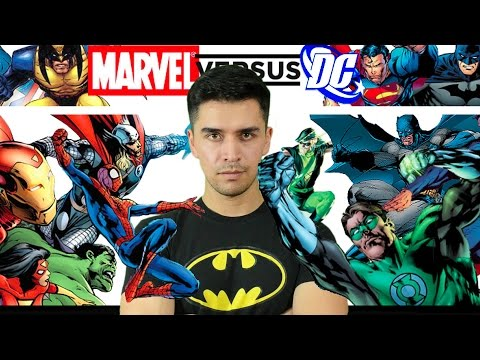 Video MARVEL VS DC COMICS ESTRENOS PELICULAS 2015 - 2020 | ANT-MAN ...