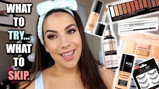 NEW MAKEUP   Full Face, Long-Wear, Actual Reviews by Beauty Broadcast