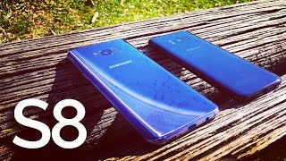 Video Samsung Galaxy S8 Review. 6 Months Later And Still Worth It. MP3, 3GP, MP4, WEBM, AVI, FLV November 2017