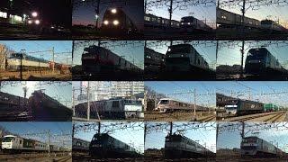 2015年 1月17日 貨物・臨時列車