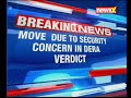 Travel Advisory for Americans in India; move due to security concerns in Dera verdict - Video