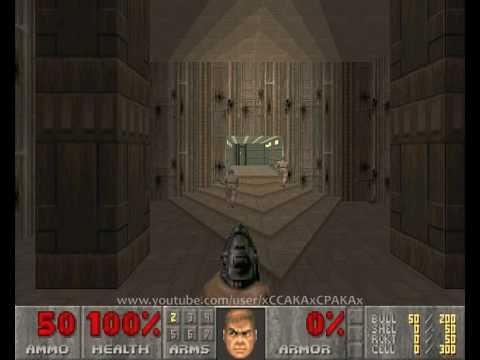 🎮 Doom II (все секреты первого уровня)