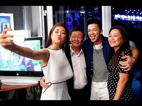 Hậu trường đêm Chung Kết & Trao Giải Vietnam Idol 2015