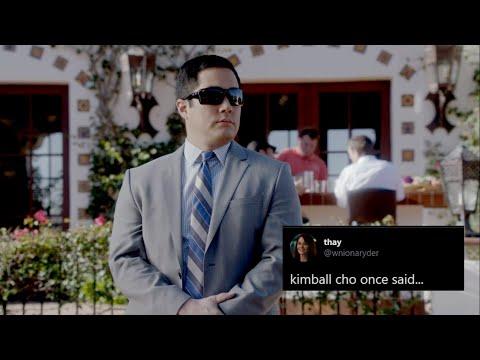 Kimball Cho once said...