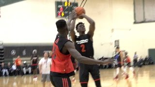 Jarred Vanderbilt 4K Highlights - McDonald's All-American Practice