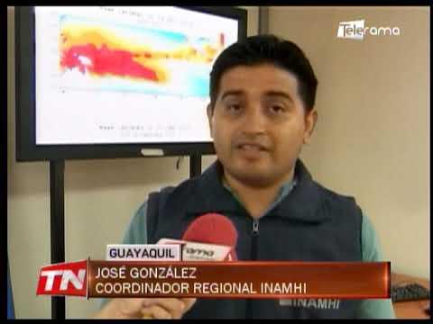 INAMHI pronostica que lluvias continuarán en las próximas 72 horas en el litoral