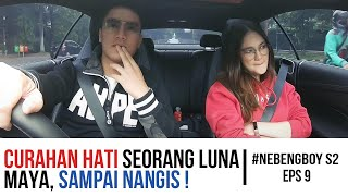 Video Luna Maya BUKA-BUKAAN di mobil Boy William! - #NebengBoy S2 Eps. 9 MP3, 3GP, MP4, WEBM, AVI, FLV Januari 2019