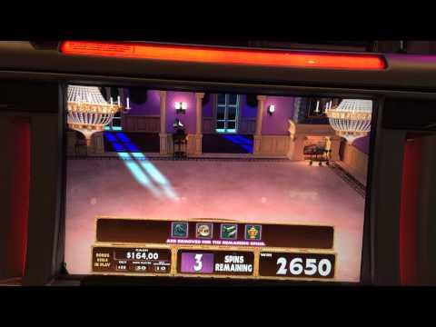 Clue Slot Machine Bonus – Library With Ballroom – Big Win!!!