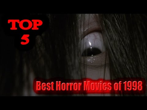TOP 5 Best Horror & Scary Movies of 1998 | BY TOP 5 ViDz