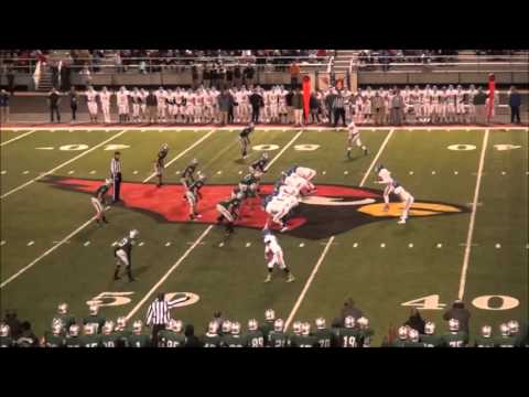 Brandon Mounts, RB #25 2015 Highlights Notre Dame-Cathedral Latin Football