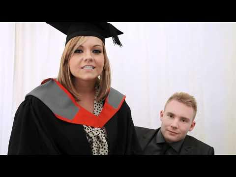 Staffordshire University Awards Week - Diary Room - Tuesday 12 July 2011
