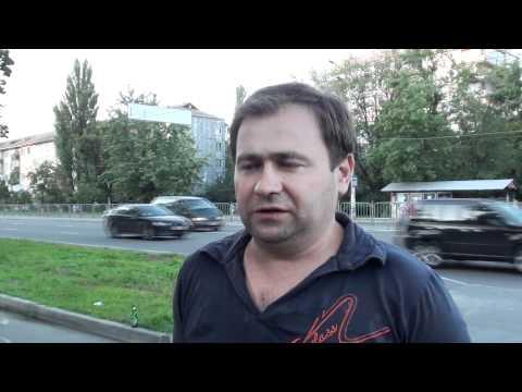 ГАИ напала на журналиста ДК (интервью)