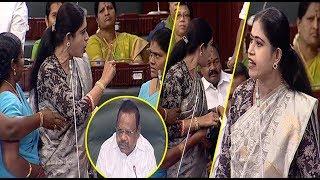 Video MLA Vijayadharani at Tamil Nadu Assembly today 12/06/2018|P. Dhanapal, mk stalin |STV MP3, 3GP, MP4, WEBM, AVI, FLV Februari 2019
