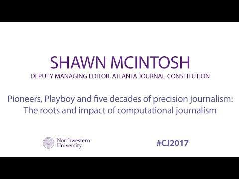"""Keynote: """"Pioneers, Playboy & 5 decades of precision journalism"""""""
