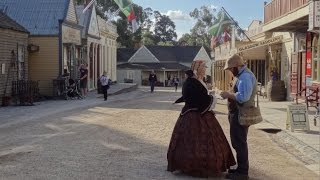 Ballarat Australia  City pictures : Ballarat Australia. Sovereign Hill. Amazing Old Town
