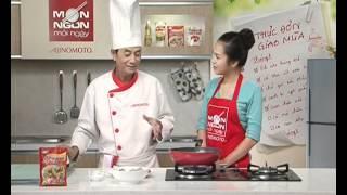 Món Ngon Mỗi Ngày - Canh đuôi bò củ cải