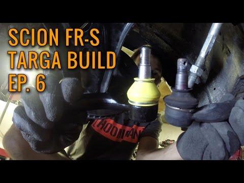 Fixing Suspension Geometry – Targa Newfoundland Scion FR-S Build Ep. 6