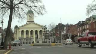 Bellefonte (PA) United States  city images : The History and Architecture - Courthouse building in Bellefonte, PA.
