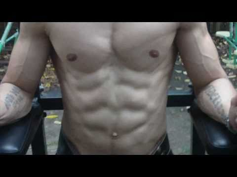 fitness training - Free Training Info at http://www.3d-muscle.com/ Weights belts can be very a very effective way of making calisthenics of bodyweight exercises harder after yo...