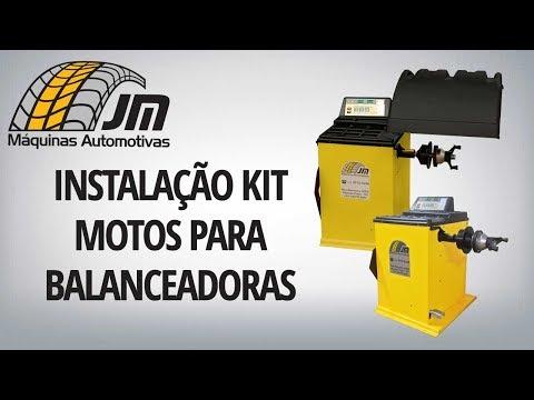 Balanceadoras - Montagem Kit de Motos