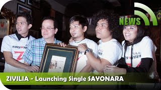 Video Nagaswara News - Zivilia - Launching Single Terbaru Sayonara - TV Musik Indonesia MP3, 3GP, MP4, WEBM, AVI, FLV Oktober 2018