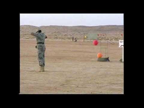 قناص حرس الحدود (رماية الثقة) باستخدام الخاتم
