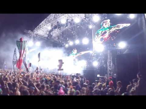 Adventure Club live full set @ Imagine Festival in Atlanta, GA on August 27th, 2016 60 FPS