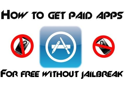 How To Get Paid Apps For Free Without Jailbreak on iPhone/iPad/iPodTouch on iOS 7 and iOS8!!