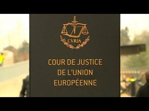 Ευρωπαϊκό Δικαστήριο: Ανατροπή απόφασης για τέσσερις ισπανικές ομάδες…