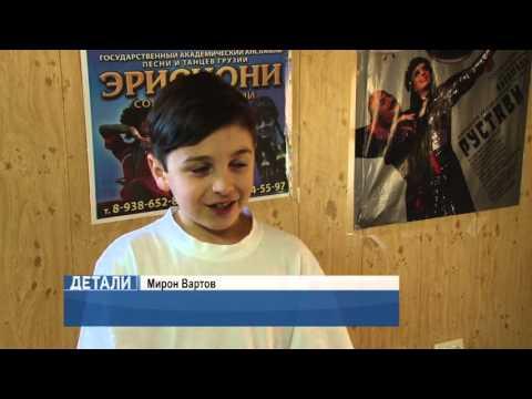 Ансамбль «Дети Кавказа» - в тройке лидеров Чемпионата России по народным танцам