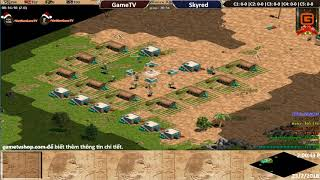 4vs4 Random | GameTV vs Skyred | Ngày 23 - 2 - 2018 | BLV: G_man