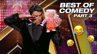 Video LOL With These Best Comedy Auditions - America's Got Talent 2018 MP3, 3GP, MP4, WEBM, AVI, FLV Maret 2019