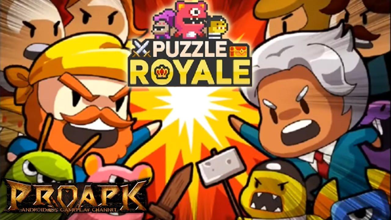 Puzzle Royale