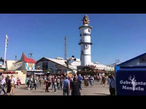 Oktoberfest: Οι λάτρεις της μπύρας «κατακτούν» το Μόναχο